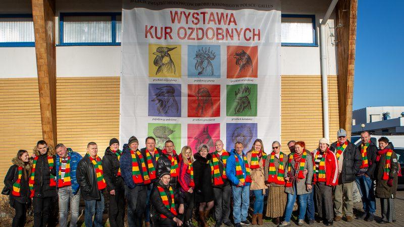 """""""Gallus"""" XX paroda, Varšuvoje, Lenkijoje"""