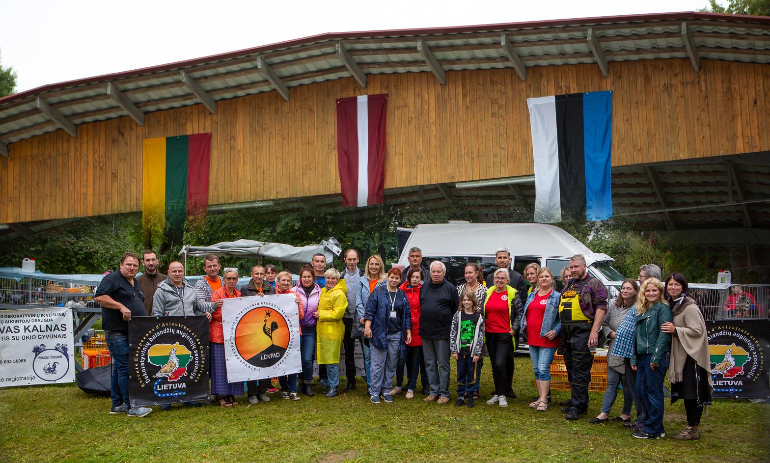 Baltijos šalių paukštininkystės deklaracija pasirašyta Latvijos paukščių festivalyje